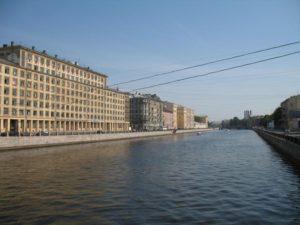 Motorla Rusya/S.Petersburg – DÖNÜŞ